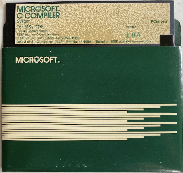 MS C 1.04 (Disk 2)